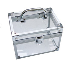 Professional Aluminum Cosmetic Case with Different Color Options China