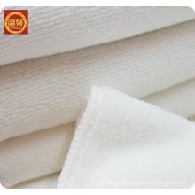 Engraçado China fábrica branco 100% poliéster microfibra toalha de banho, hotel toalha, toalha de rosto dobby