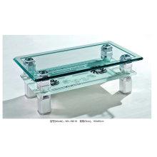 Modernes Design Couchtisch aus Glas (MX-0901)