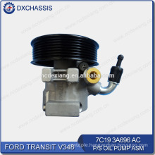 Genuine 7C19 3A696 AC for Ford Transit V348 Power Steering Pump
