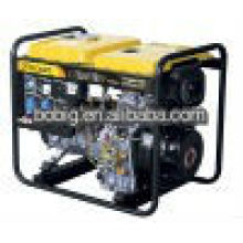Kleiner 4-Takt-Benzinmotor-Generator