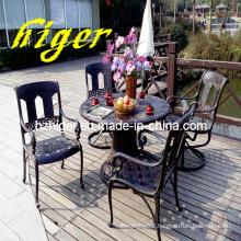 Firman Round Rattan Outdoor Leisure Furniture (HG802)