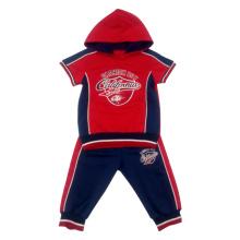 El desgaste del juego del deporte de los cabritos del muchacho del verano de la manera en la ropa de los niños para la ropa Ssb-116