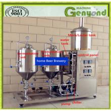 Micro cerveja cervejeira Home Equipment for Sale