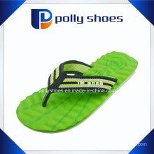 New Men′s Wavy Rubber Flip Flop Thong Sandal Size 40