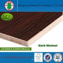 20mm Melamine Paulownia Core Blockboard