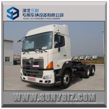 420HP Hino 700 6X4 Traktor Anhänger LKW