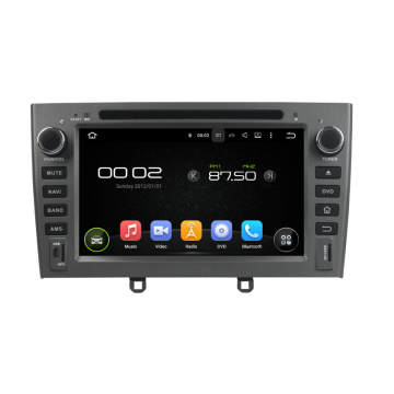 Car Multimedia Player für Peugeot PG 408 2007-2010