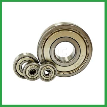 Single Row Deep Groove  stainless steel  ball bearing 6203 with low noise