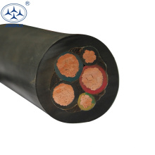 Most Popular yzw h05rnh2-f h07vvh2-f 16mm 5 core flexible cable h07rn-f 3g1.5