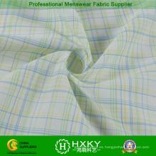 Moda hilado teñido de tela de Nylon para la camisa de Men′s