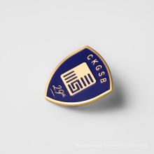 China Manufacturer Wholesale Custom High Quality Metal Enamel Badge Pin