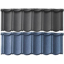Classic Type Stone Coated Metal Roof Tile