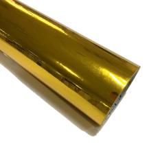 Pet de oro metalizado para laminación e impresión