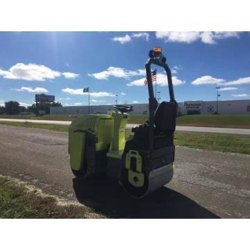 Ride-on vibratory Hydraulic Road Roller for asphalt