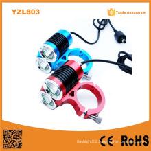 Yzl803 Professional Xml T6 Waterproof Bike Front Light Power Bike Light