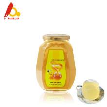 Raw unprocessed best linden bee honey