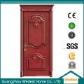 Высокое качество внутренних твердых деревянных дверей для домов