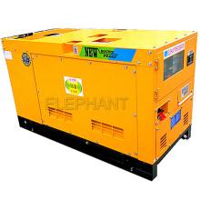 50Hz, 60Hz, Isuzu 4jb1ta-S Motor gekoppelt mit Kopie Stamford Lichtmaschine mit AVR Canopy 40kW 50kVA Generator Set Diesel