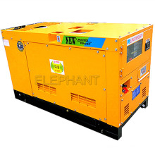 50Hz, 60Hz, Isuzu 4jb1ta-S Engine Coupled with Copy Stamford Alternator with AVR Canopy 40kw 50kVA Generator Set Diesel