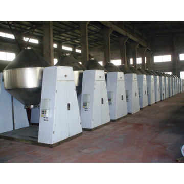 Ferric Pernitrate Double Tapered Vacuum Drying Machine