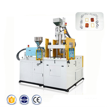 Double Colour Injection Molding Machine with Rotary Station