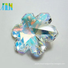 wholesale high quality snow crystal pendant jewelry