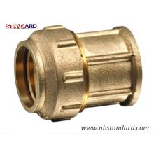 Brass Fitting for PE Pipe