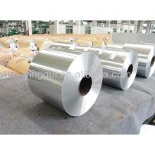 6061 bobina extrudida de liga de alumínio em rolo
