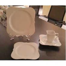 Sistema de la cena de las mercancías de la tabla 16PCS, vajilla determinada de la tabla de cena