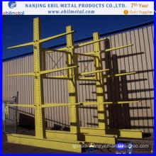 Warehouse Rack Q235B Steel Cantilever Racking