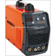IGBT инвертора DC китайские дешевые TIG Сварочный аппарат welder аргона (ТИГ-250)