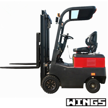 0.8 T Electric Forklift (6-meter Lift Height)