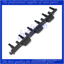 UF296 56041476AA 56041476AB high quality ignition coil for jeep wrangler tj