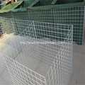 Metal Wire Mesh Wall Security Tentera