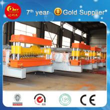 Machine de formage de rouleaux de tôle d'acier (HKY-850)