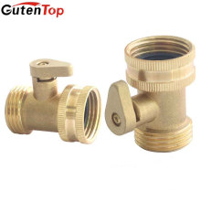 Gutentop Solid Brass Water Hose Shut-Off Valve