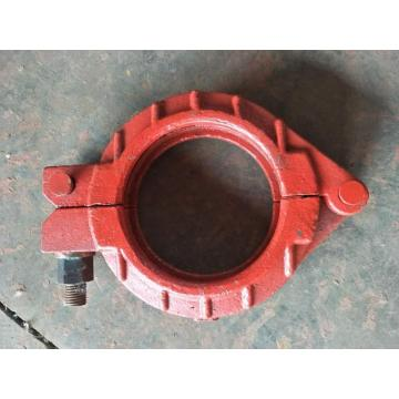 Sehemu za pampu za saruji slang bolt clamp coupling