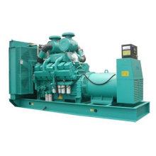 750kVA 600kW Generador Diesel De Alta Tensión 6300V 10500V 11000V
