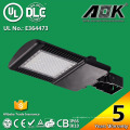 UL Dlc Listed 130lm / W 1000W recharge LED Parking Lot Light