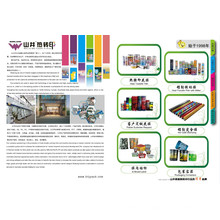 Heat Transfer Film and Machine for Plastic