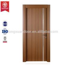 Puerta interior del panel del PVC puerta del marco / puerta del cuarto de baño del PVC