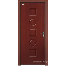 Good Price MDF Door with PVC Veneer (AL-8012)