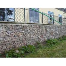 Prévention de la cage de pierre Gabion Stone