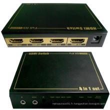Sélecteur HDMI IR 4X1