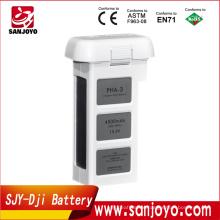 PK Original Dji Phantom 3 battery for Professional/Advance/Standard 15.2V 4500mAh Battery for Dji Phantom 3