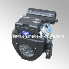 Air-Cooled Two Cylinder Gasoline Engine 22HP (2V78F)