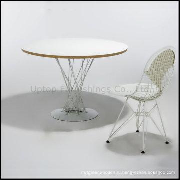 Современный отель обеденный комплект мебели Исаму Ногучи стол (СП-CT584)