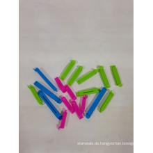 Dichtungsbeutelclips aus Kunststoff