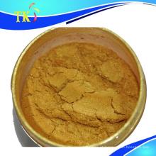 pó de bronze de ouro pálido à base de água